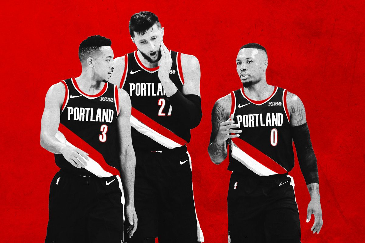 Portland Trail Blazers The Trail Blazers Are the Same … and Better Than Ever - The Ringer