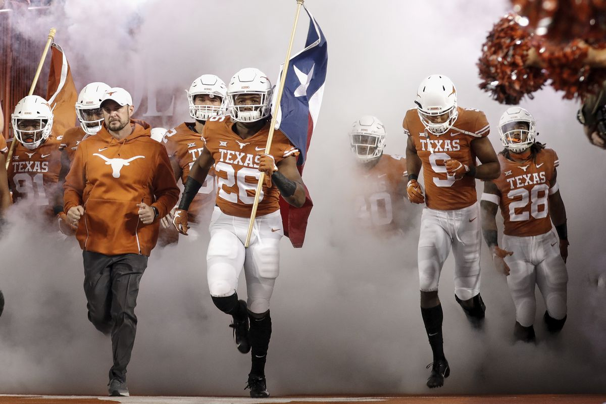 5 bold predictions for No  10 Texas' 2019 season - Burnt