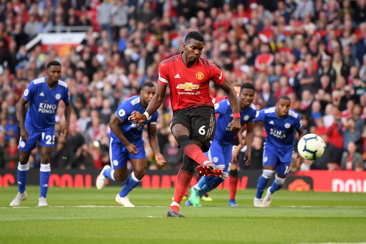 VIDEO: Manchester United 2-1 Leicester City highlights - The Busby ...
