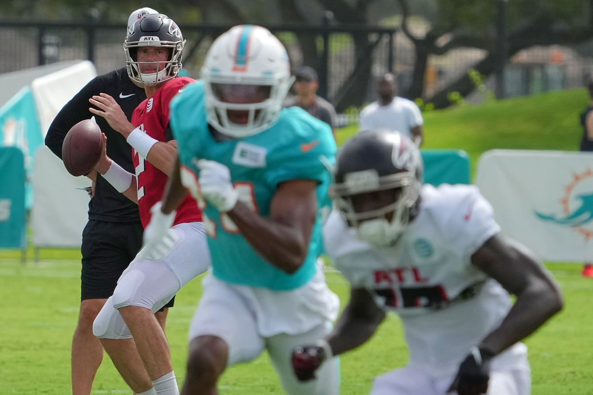 NFL: Miami Dolphins Training Camp