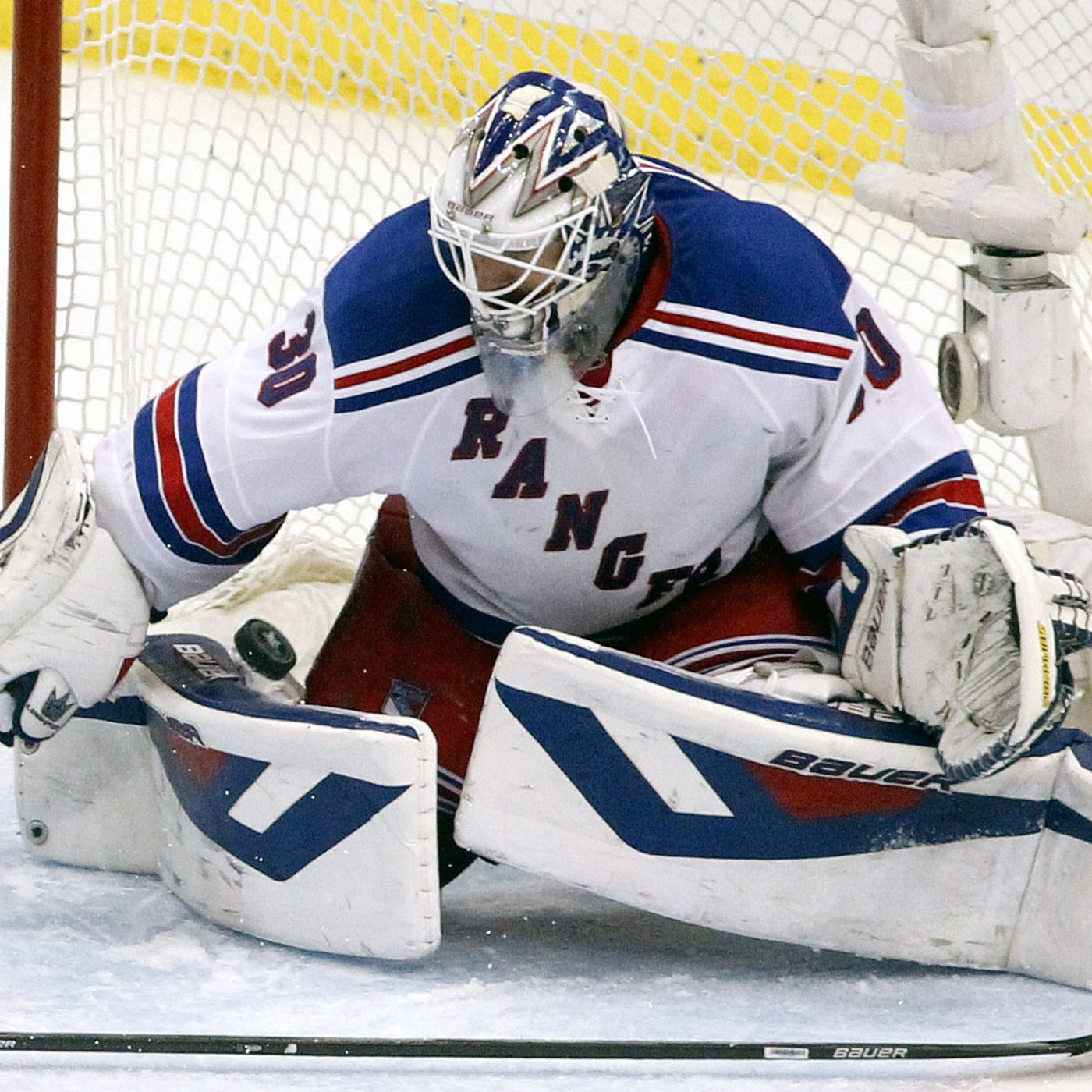 2014 Stanley Cup Playoffs Henrik Lundqvist Emerges And Conquers
