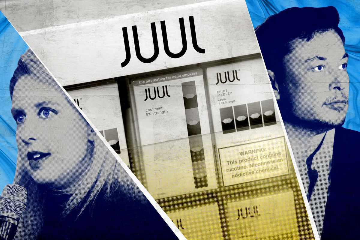 Is Juul the Startup World's Greatest Long Con?
