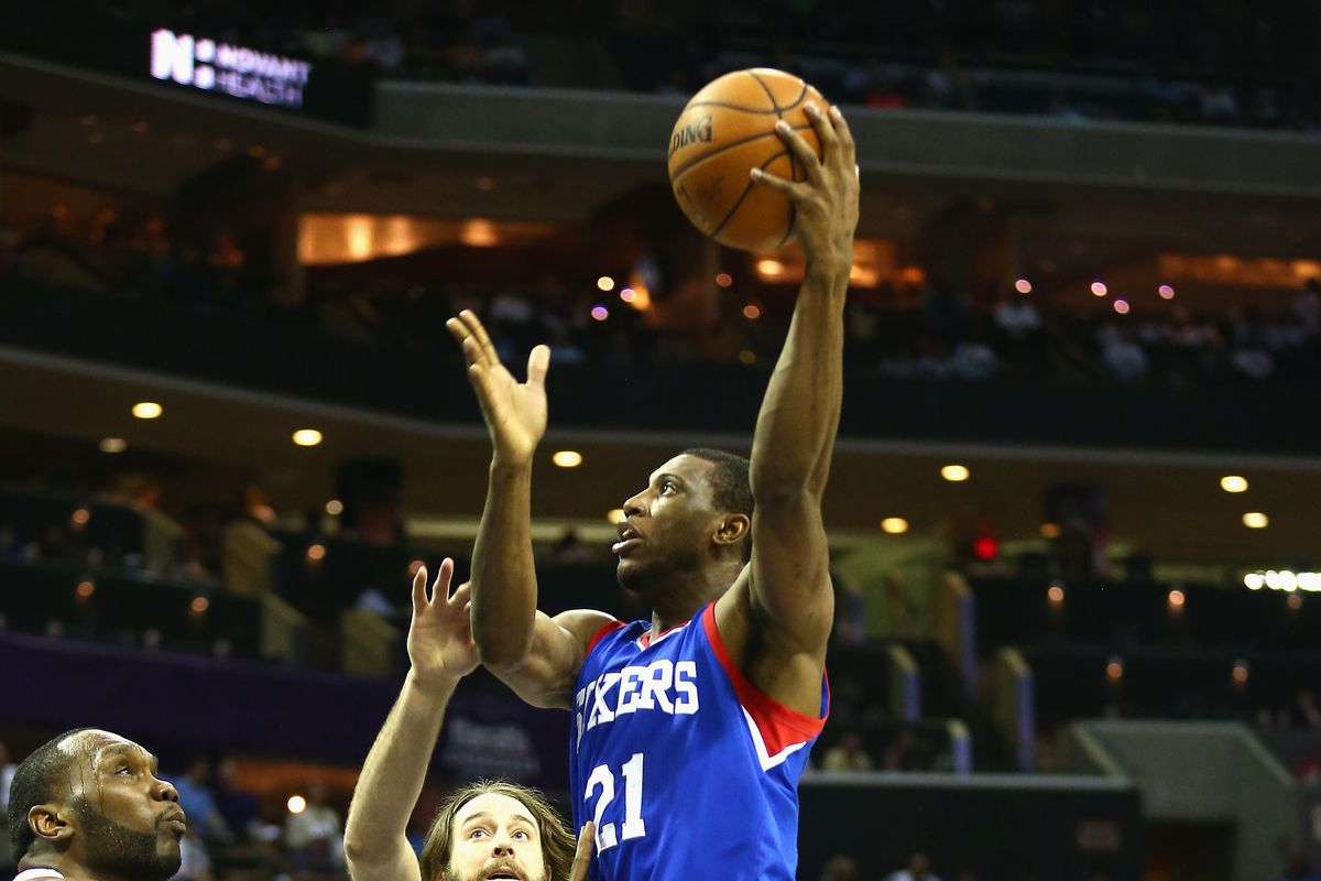 Is Thaddeus Young's departure a foregone conclusion?
