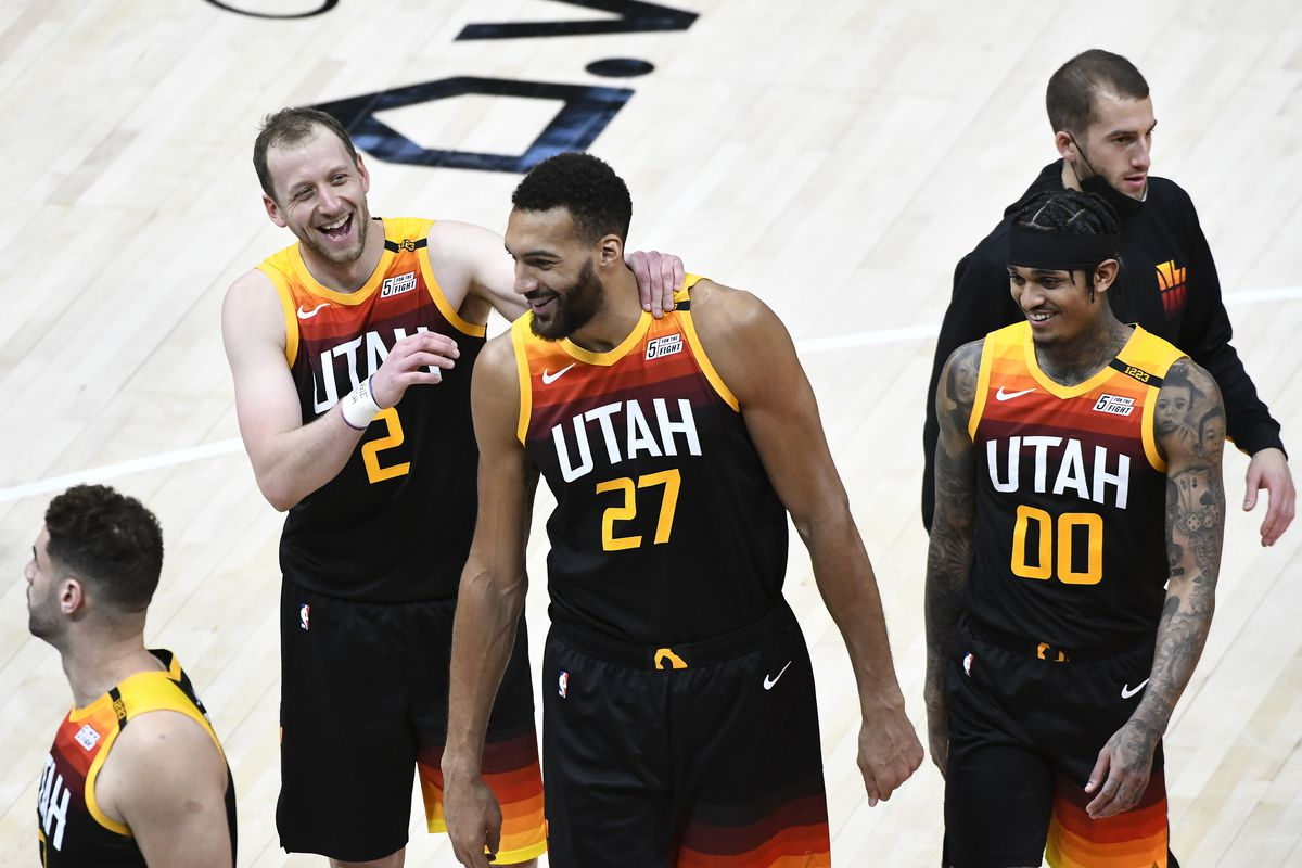 Orlando Magic v Utah Jazz