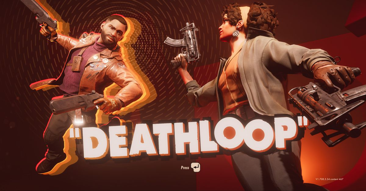 How to fix Deathloop 'stutter' issues on PC
