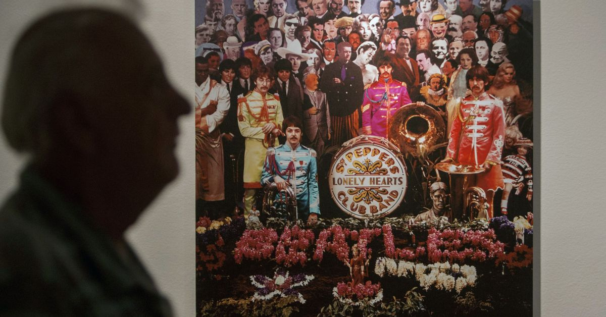 Sgt. Pepper's to get new Atmos mix because current version 'doesn't sound quite right' - The Verge