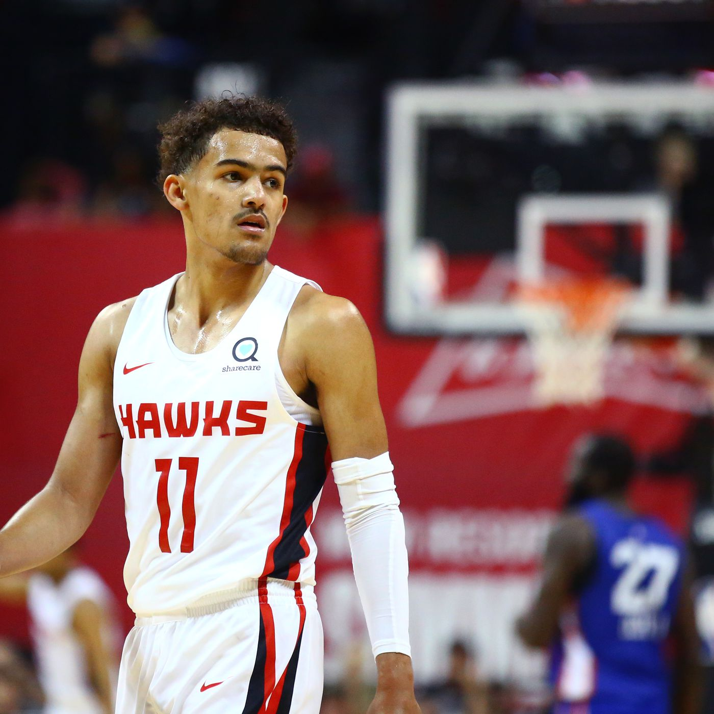 Young Wild And Free A Trae Young Summer League Synopsis