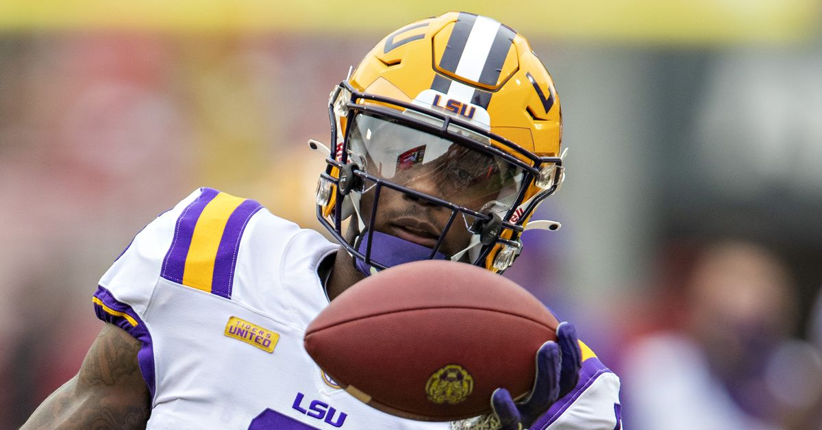 4-round mock draft gives Bengals impact OT and WR