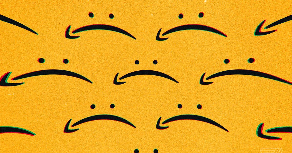 Amazon.com đã giảm xuống một thời gian ngắn cho nhiều người ở Mỹ