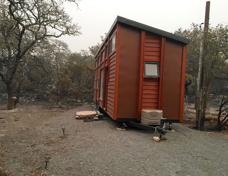 Tiny Houses Could Help Shelter California Wildfire Victims - Curbed