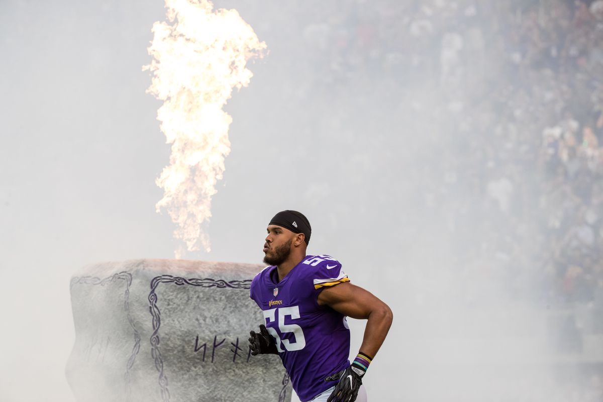 Saints should go nuclear figure out a trade for Vikings LB