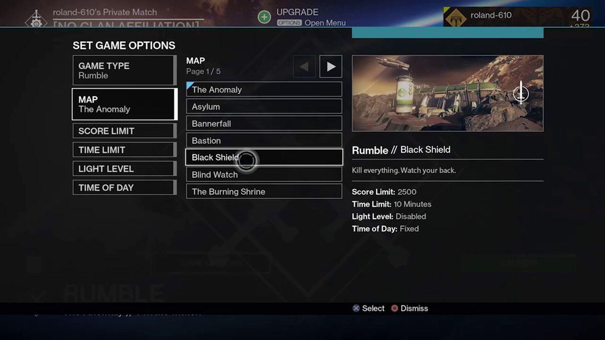 Destiny: Rise of Iron - private match screencap 1280