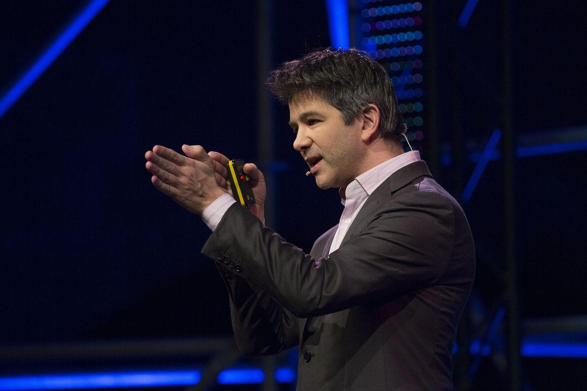 former Uber CEO Travis Kalanick
