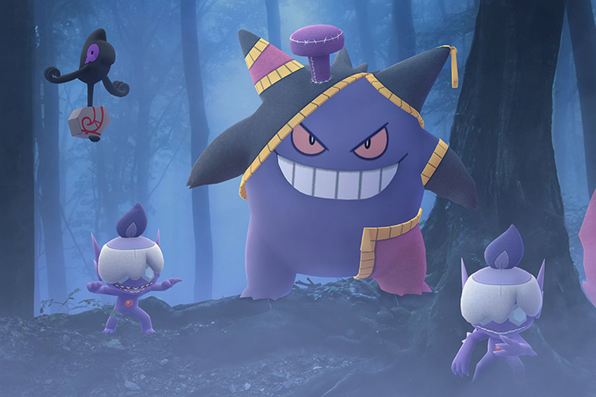 Pokemon Go Halloween 2020 Special Research Pokémon Go guide: A Spooky Message Unmasked Special Research and