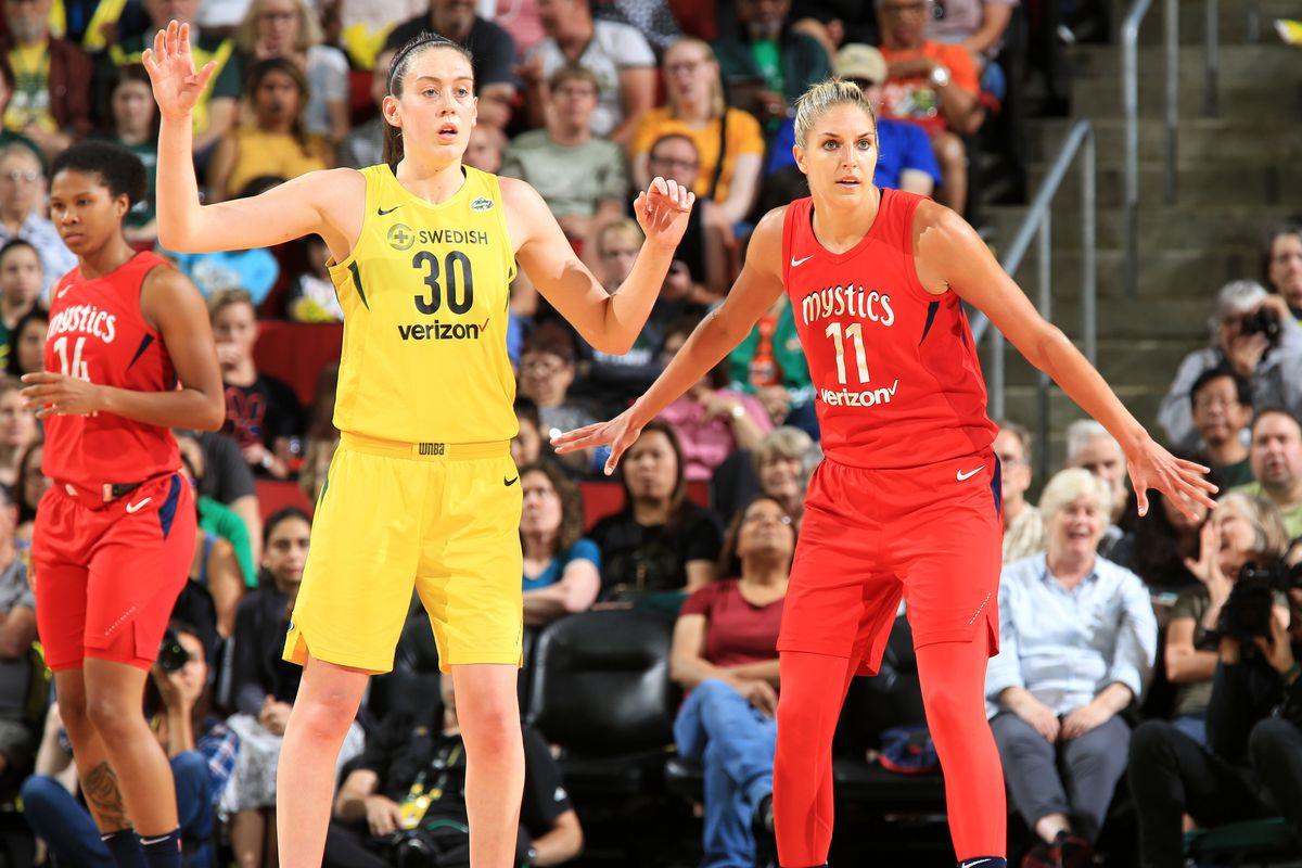 WNBA Finals 2018