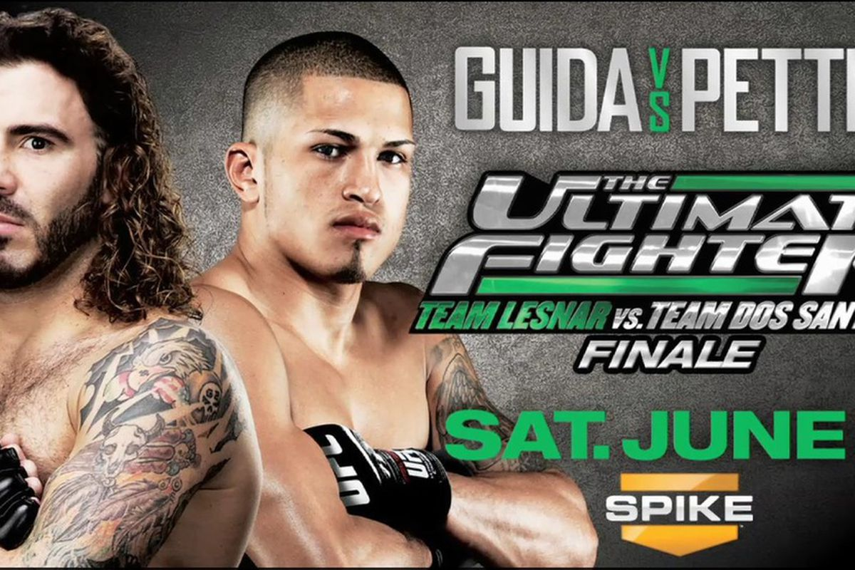 The Ultimate Fighter 13 Finale...
