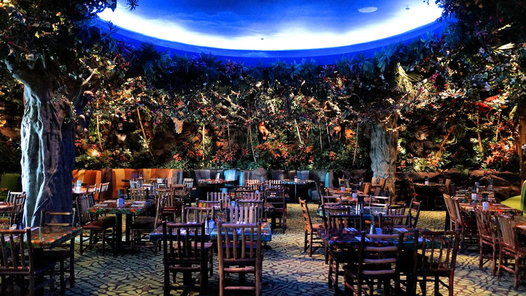 Rainforest Cafe Montreal
