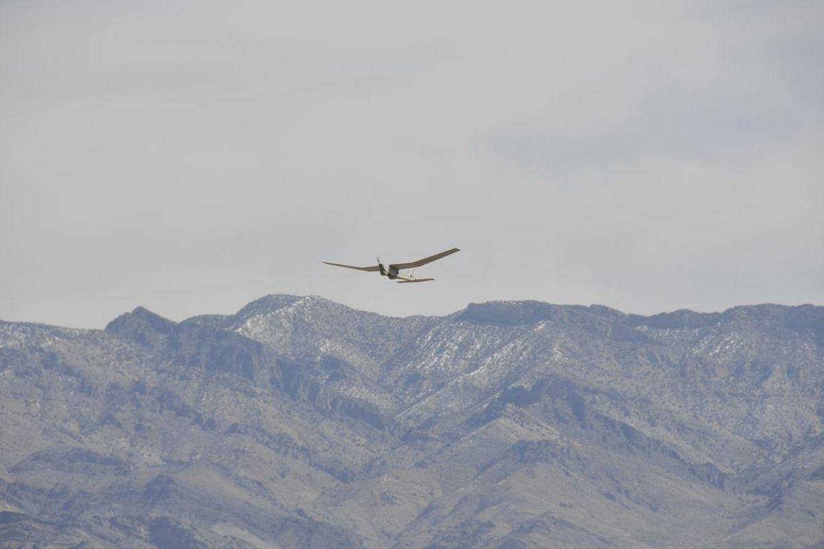 AeroVironment Puma drone