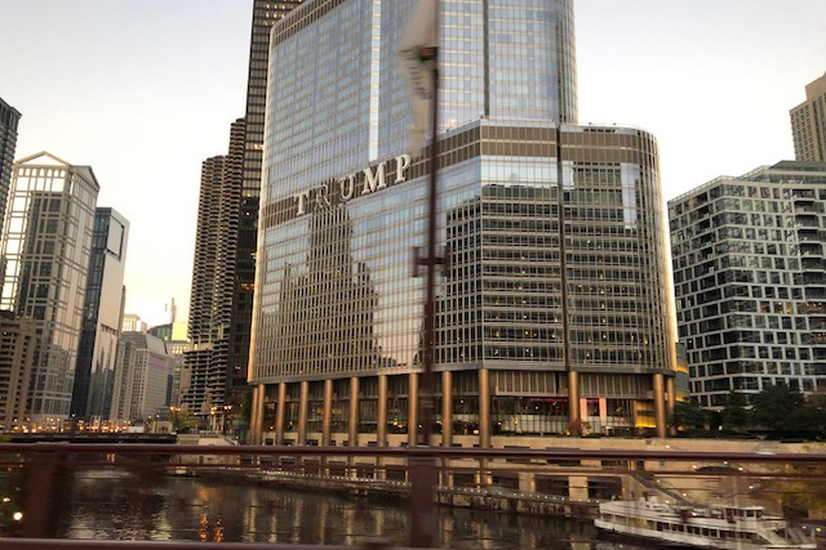 Trump International Hotel and Tower in Chicago