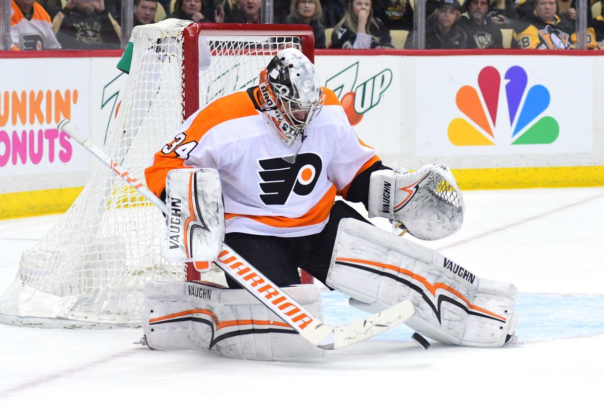 Philadelphia Flyers v Pittsburgh Penguins