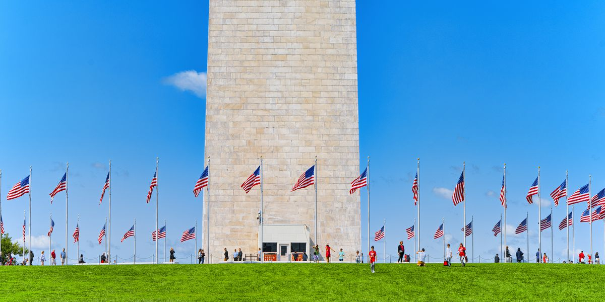 The Washington Monument will reopen to the public September 19: National Park Service