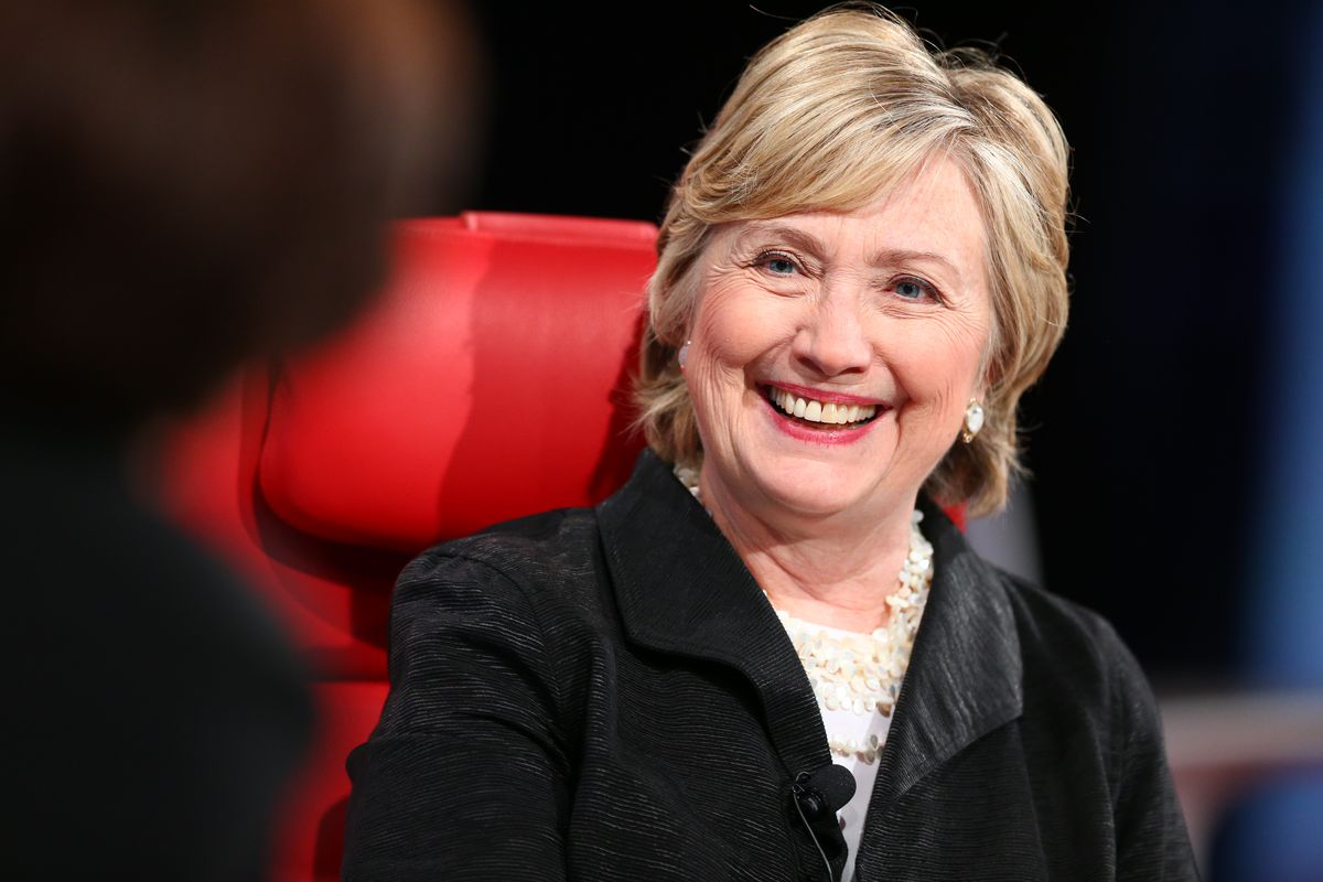 Hillary Clinton blames 'anti-American forces' for 2016 election loss
