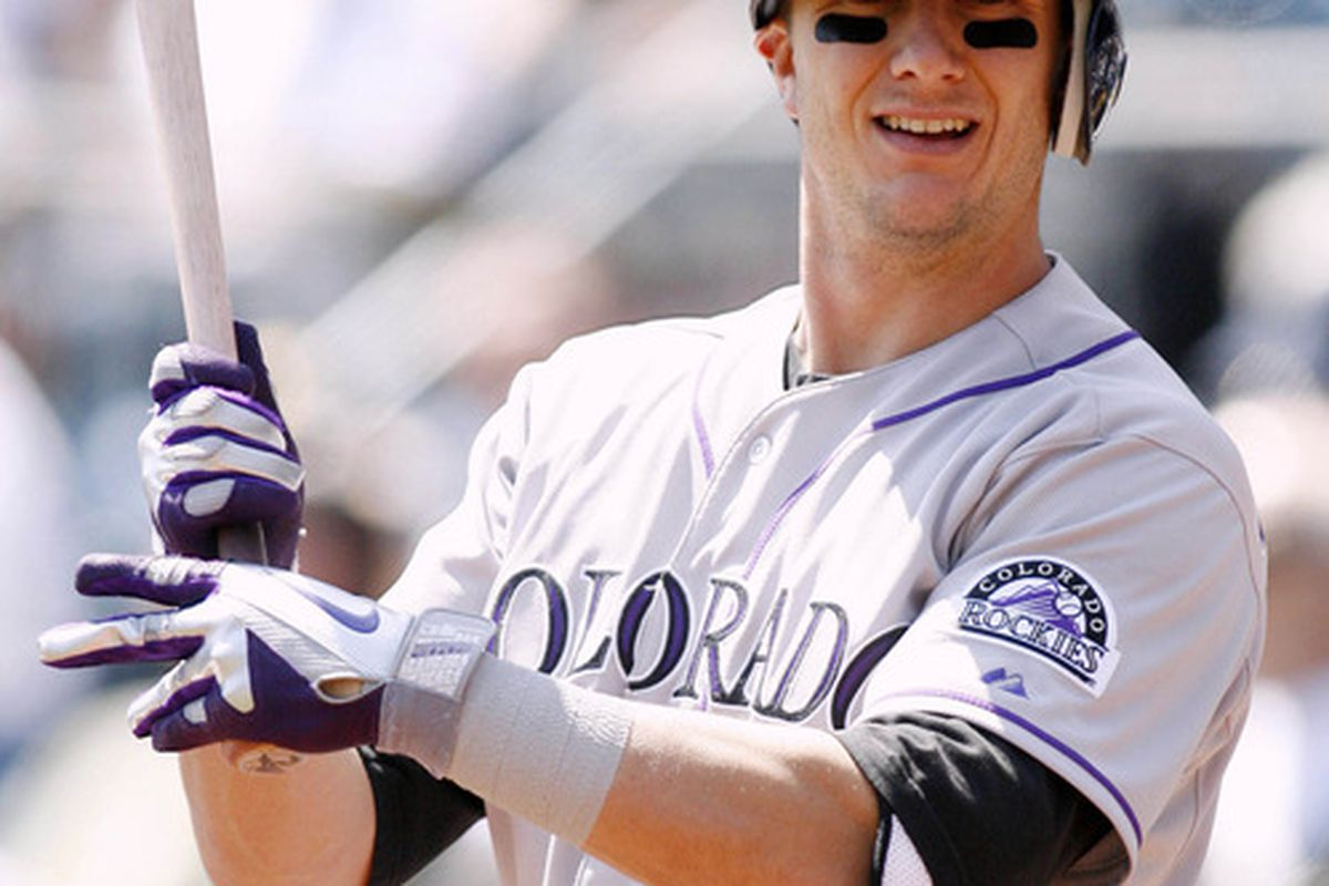 This man hit .444/.516/1.037 against the Mets in 2011, good for a 1.553 OPS over just 31 plate appearances.