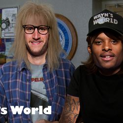 Wayn's World