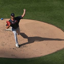 Kyle Muller, Braves starting pitcher on Saturday