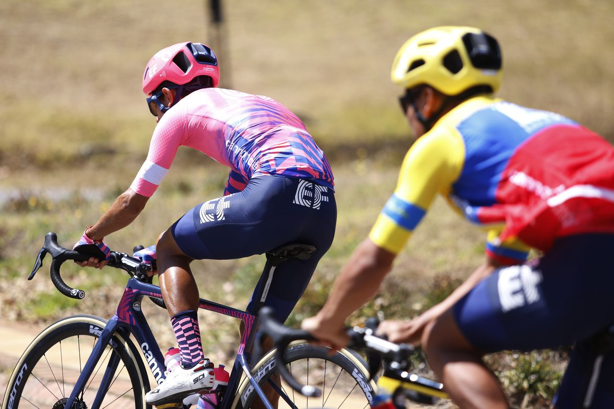 3rd Tour of Colombia 2020 - Training