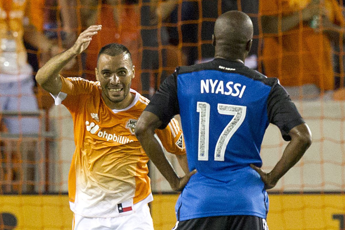 Alex's game-winner gave the Dynamo the three points they needed.