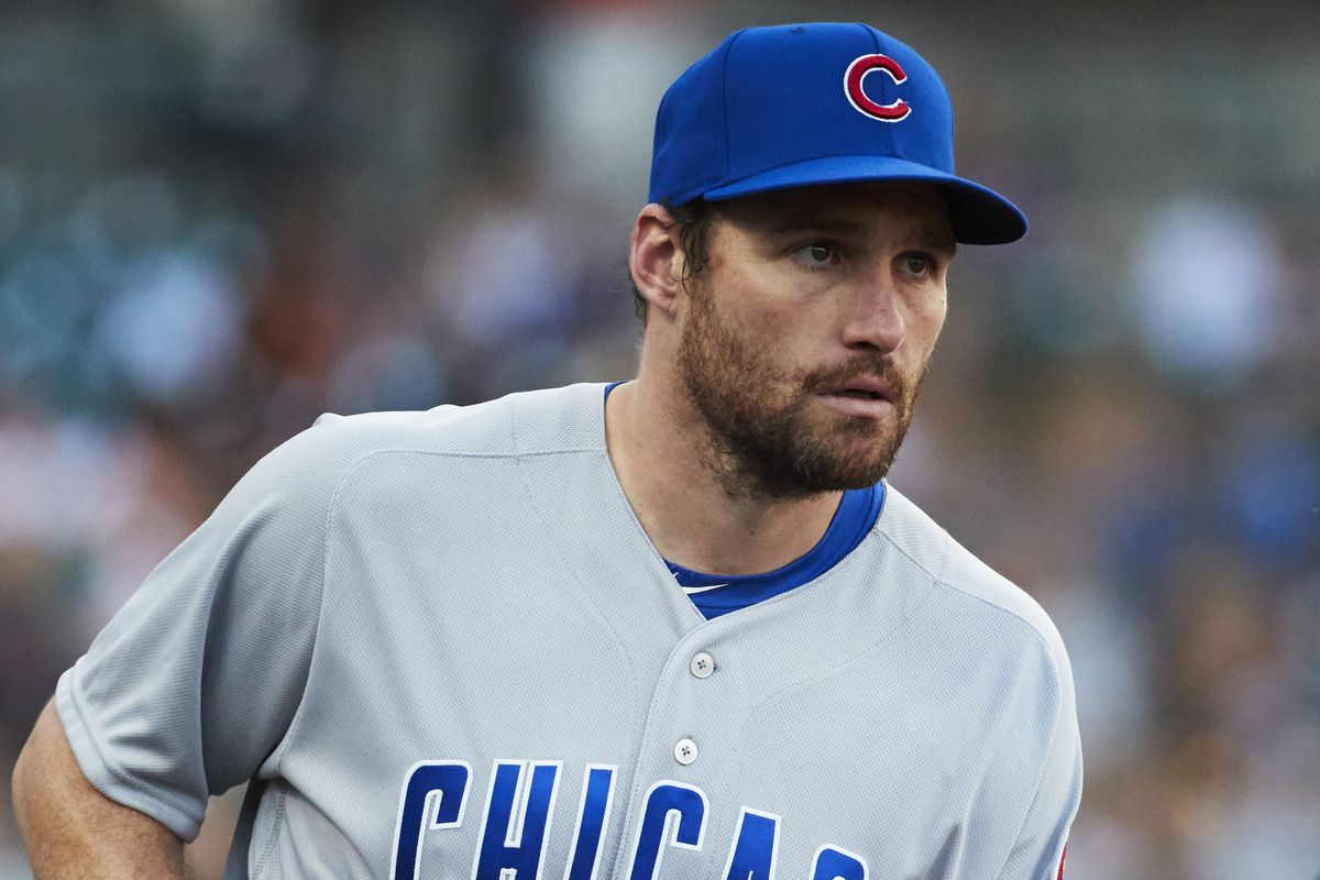 280c82fc0f9 Daniel Murphy has been on fire since joining the Cubs despite drawing fire.  Rick Osentoski-USA TODAY Sports