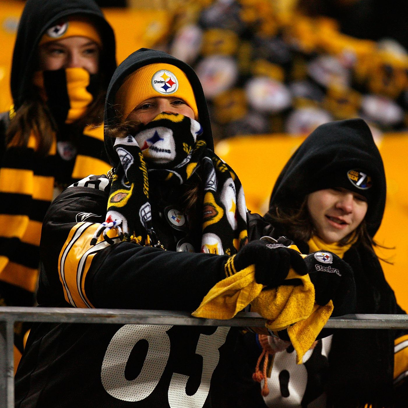 Will cold weather make a difference for the Steelers vs. Dolphins Wild Card  game  c86a7ad01