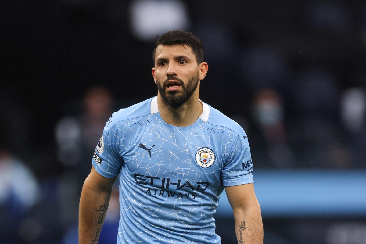 Sergio Aguero Transfer News Manchester City Striker Set To Join Barcelona Could Team Up With Lionel Messi Draftkings Nation