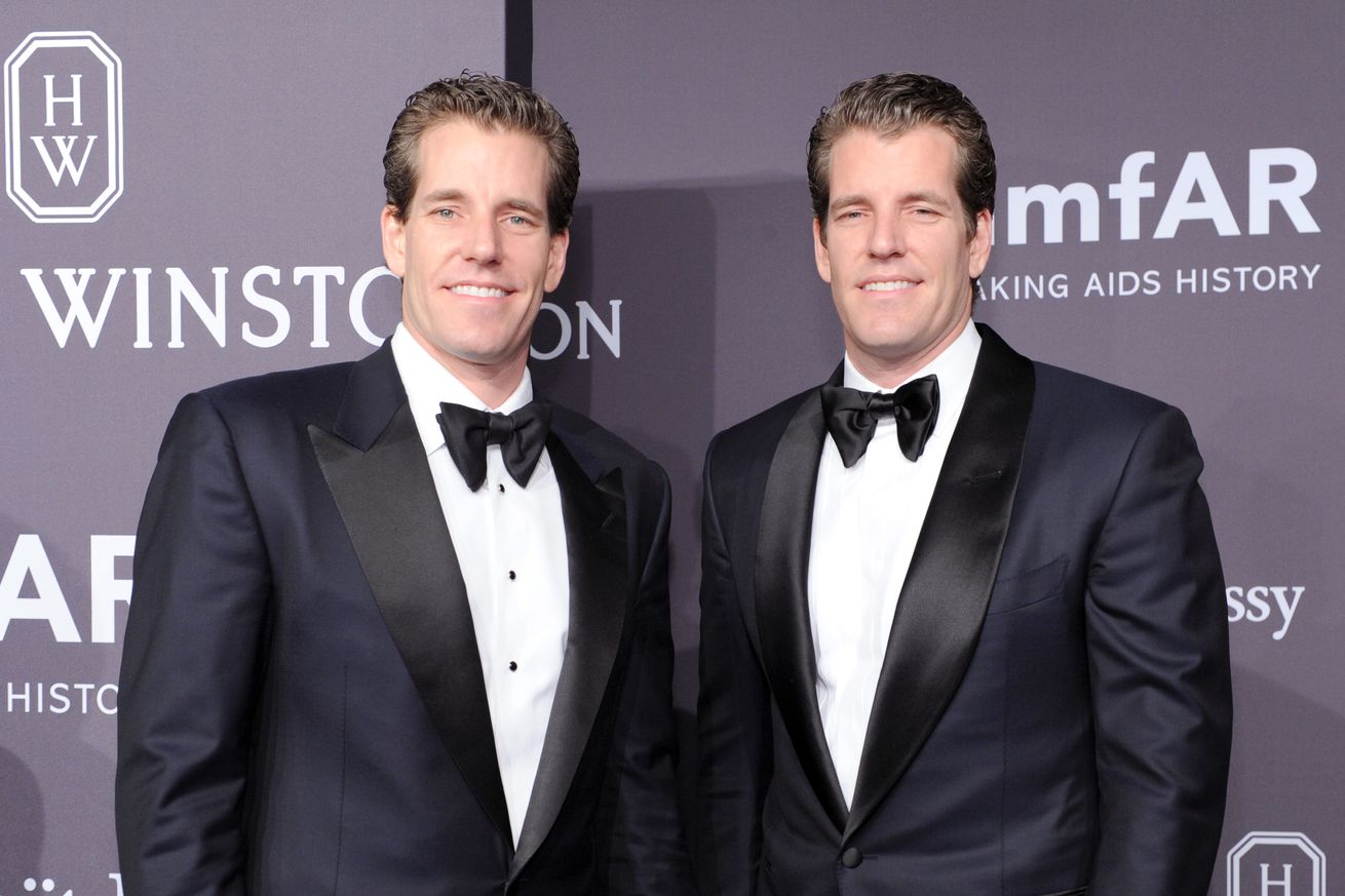 the winklevoss twins are now bitcoin billionaires