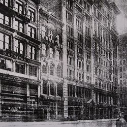Old Soho, with 540 Broadway at center left.