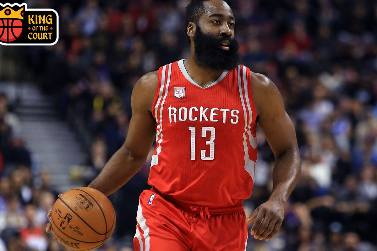 621733e2c379 James Harden Dropped a Quadruple-Double