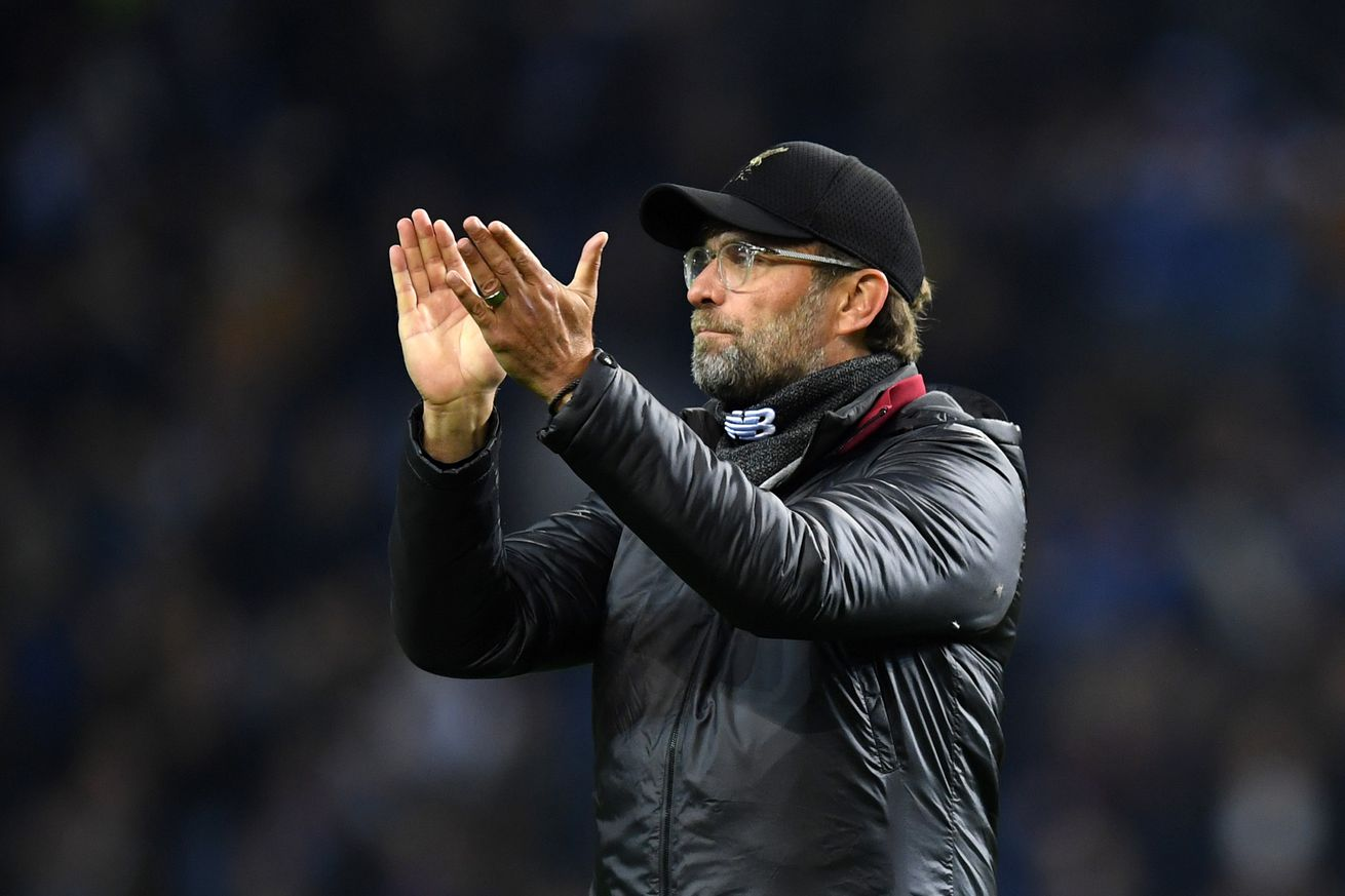 Klopp glad he has time to think about how to deal with Messi