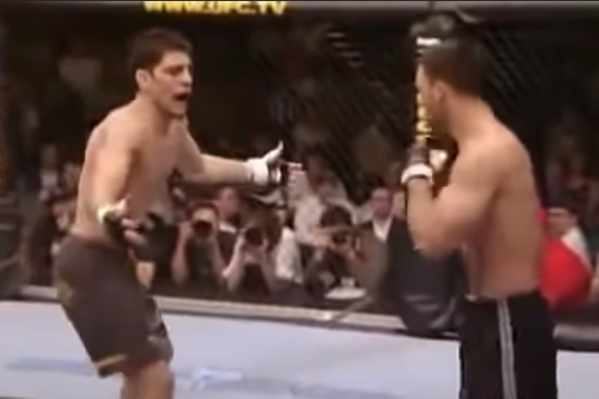 17 years ago, we were all treated to this classic between Nick Diaz and Robbie Lawler.