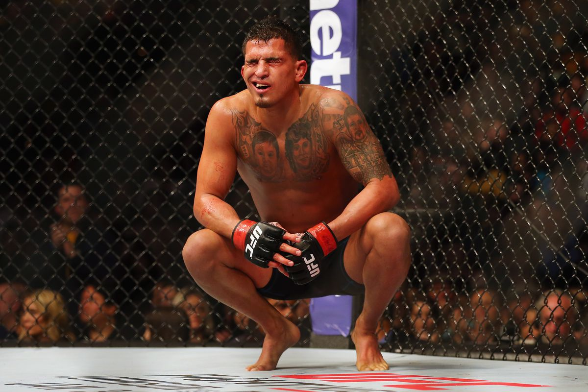 UFC Fight Night: Pettis v Alvarez