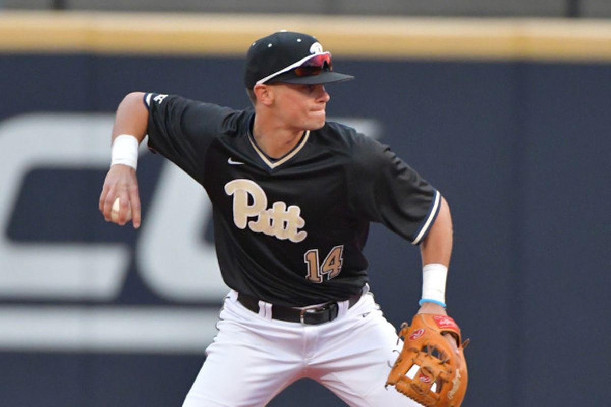 Baseball Alex Amos 2017