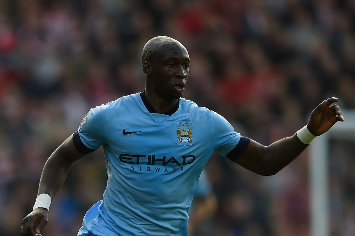 Report Mangala to Crystal Palace a done deal Bitter and Blue