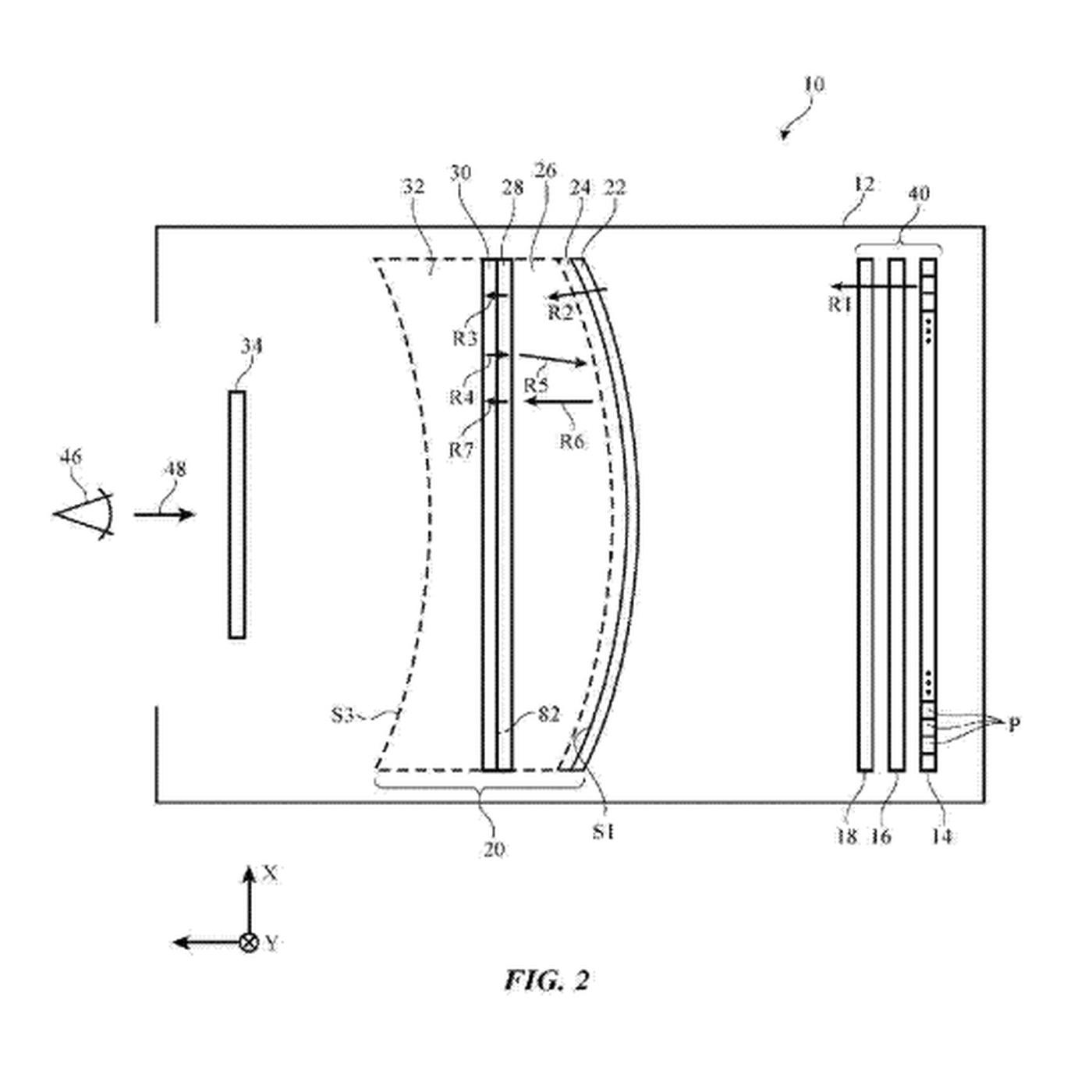 cd213836db38 Apple smart glasses patent details a lighter