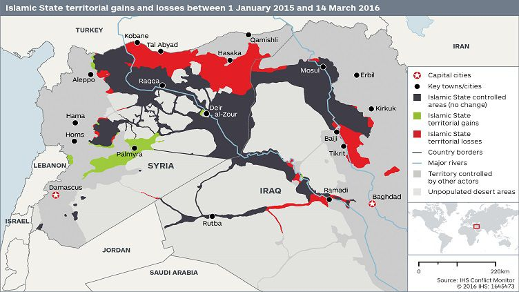 The Isis Threat Binds The Us And The Kurds But It S Waning