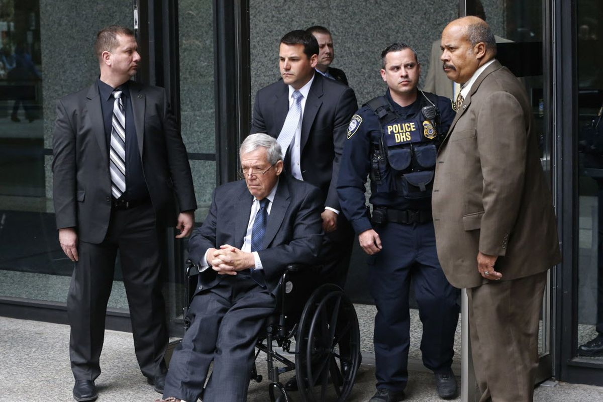 Lawyers for Dennis Hastert victim to go to federal court for help in civil case over hush money