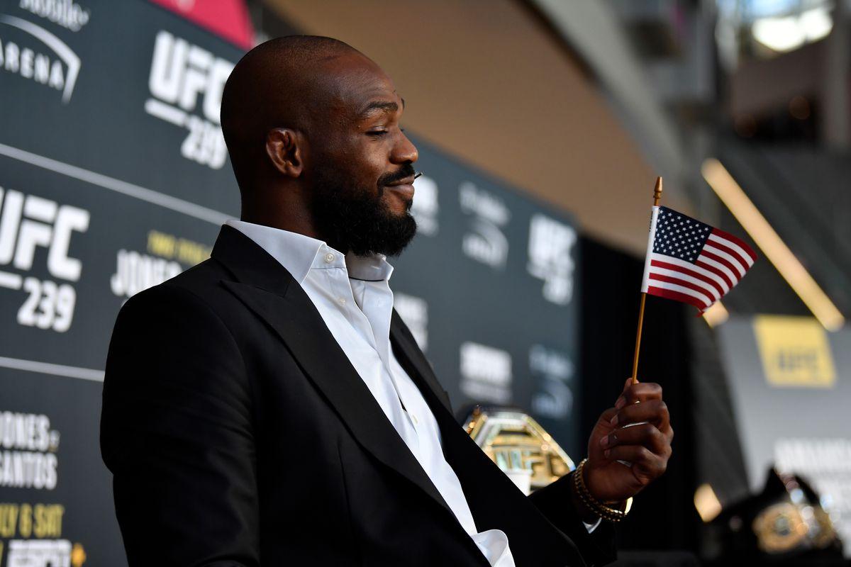 UFC 239: Ultimate Media Day