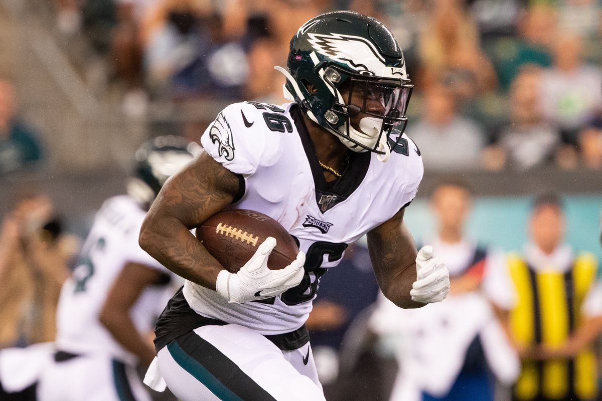 """separation shoes 2ef48 36ab2 Eagles News: Miles Sanders pegged as a """"rookie riser ..."""