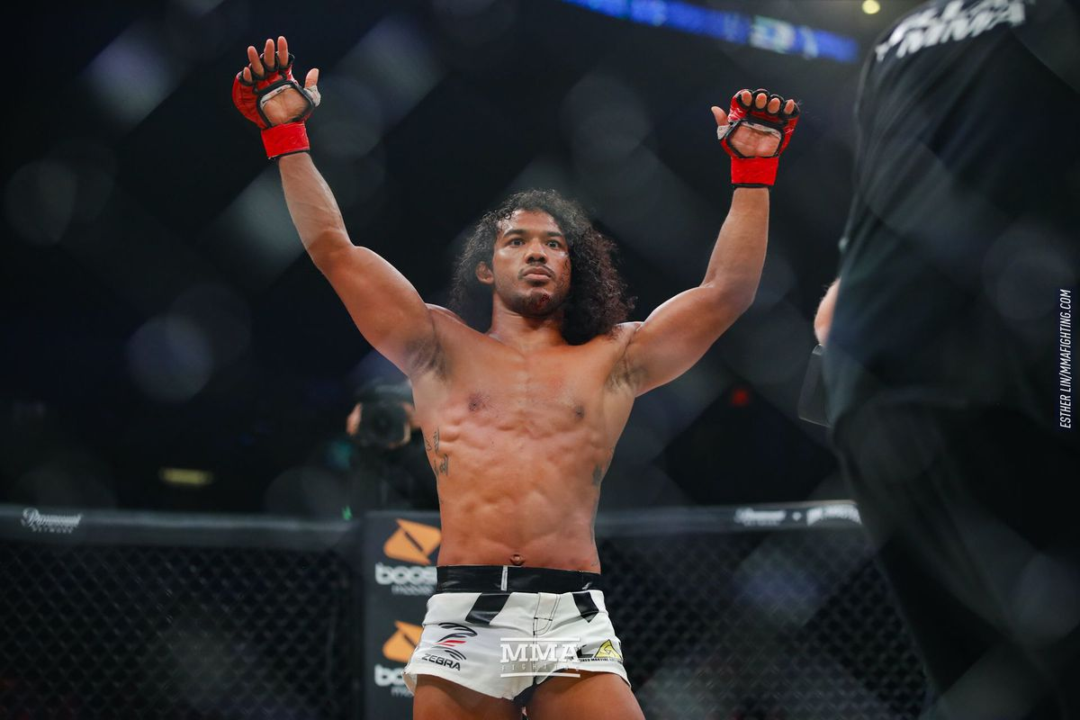 Benson Henderson to meet Myles Jury in Bellator Dublin headliner