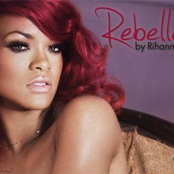 """In 2012, Rihanna released her second and third perfumes, """"Rebelle"""" and """"Nude,"""" whose names pretty much sum up the tabloid coverage of her year. She was savvy about marketing the perfumes, packaging Rebelle with her latest album in order to boost the sales"""