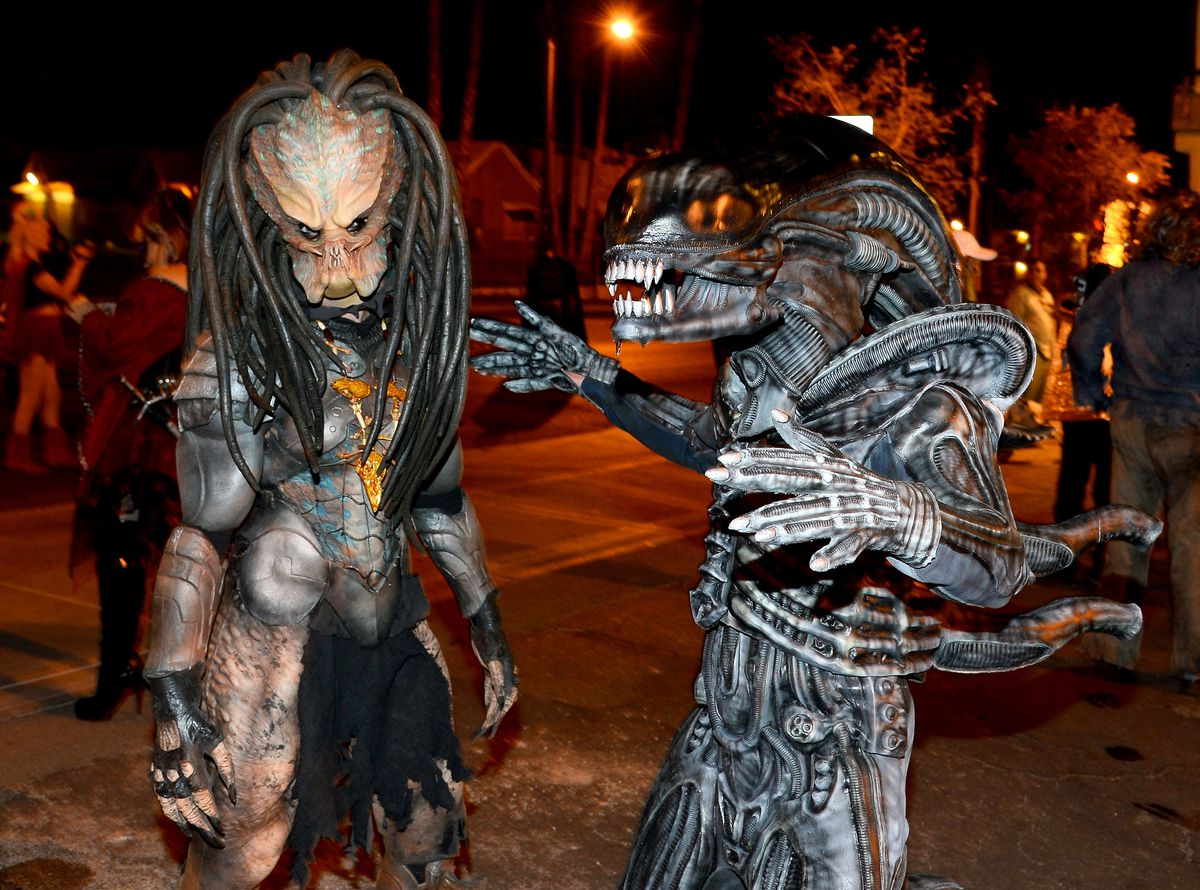 The 4th Annual Las Vegas Halloween Parade